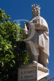 D. Fernando I, em Castelo Branco