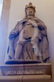 D. Afonso II, em Alcobaça