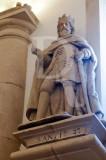 D. Sancho II, em Alcobaça