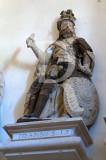 D. João I, em Alcobaça