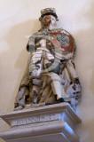 D. João II, em Alcobaça