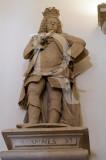 D. João V, em Alcobaça