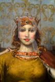Rainha D. Leonor, por José Malhoa