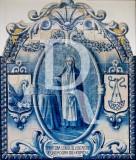 D. Leonor em Azulejo