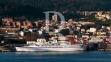 Navios de Cruzeiro - Princess Danae (162,30 m)