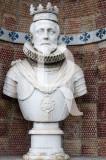 D. Sebastião, no Palácio dos Marqueses de Fronteira
