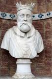 D. João III, no Palácio dos Marqueses de Fronteira