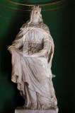 Rainha Santa Isabel, na Capela do Paço da Bemposta