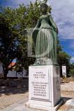 Rainha D. Leonor, em Beja