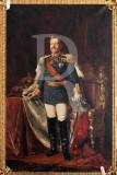 D. Carlos I, no Palácio da Ajuda