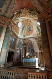 O Altar Mor da Capela do Palácio de Queluz