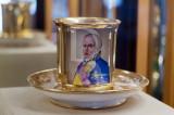 Chávena com Retrato de D. João VI