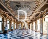 Sala dos Embaixadores (Arqut. Jean-Baptiste Robillon - 1754)