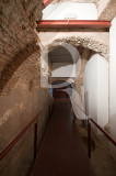 Mosteiro de São Vicente de Fora - Vestígios do Claustro da Portaria