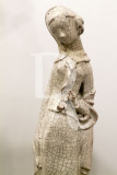 Cerâmicas de Jorge Barradas - Estatueta (1950)