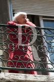 Uma Varanda na Rua de São José