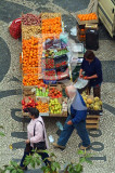 A Praça da Fruta em 18 de abril de 2011