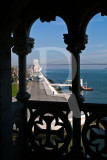 Through the Balcony