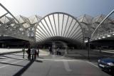 Calatrava's Oriente Station