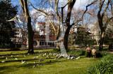 O Parque D. Carlos em 28 de fevereiro de 2004
