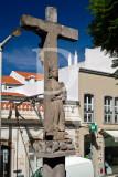 Porta e cruzeiro da Igreja da Misericórdia de Loulé (IIP)