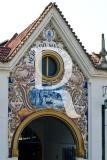 O Mercado de Santarém (Arq. Cassiano Branco - 1928)