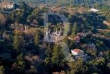 A Quinta da Regaleira em 11 de janeiro de 2005