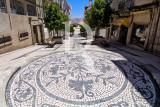 A Calçada Portuguesa em Castelo Branco