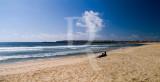 Praia do Molhe Leste em 4 de maio de 2006