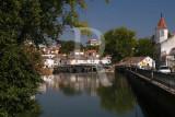 Tomar - O Nabão e a Ponte Romana