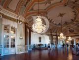 Sala da Música (Arqut. Mateus Vicente de Oliveira - 1759)