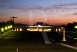 Vista Nocturna da Nova Igreja de Fátima