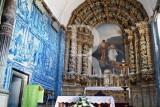 Altar-mor, com Tela de José Malhoa (MN)