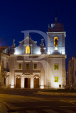 Igreja de São Pedro à Noite