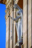 A Imagem da Senhora de Fátima na Basílica