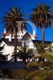São Martinho do Porto em 26 de novembro de 2007 - Casa dos Jardins Inclinados