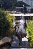 Os Jardins e o Lago