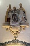 Coroação de D. Afonso Henriques pelo Papa e por São Bernardo de Claraval