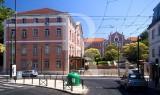 Igreja e antigo Convento de Nossa Senhora da Estrela, actual Hospital Militar Principal (Monumento de Interesse Público)