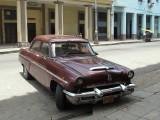 Old Cuban cars