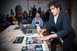 Tarek Atoui // Un-drum 3, 2010