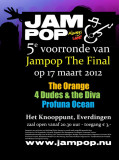 Poster JamPop The Final 5