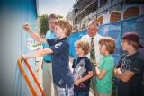 Start Graffiti Wall in Vianen