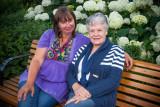 Carolien Sterk en Carla Appelhof  / Steunpunt Mantelzorg Vianen