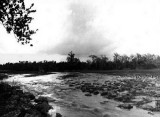 Early 1900's - the rapids on the Miami River around now 27th Avenue before they were dynamited in 1908