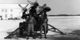 1974 - U. S. Army HAWK missle set up at an air show at Naval Air Station Key West