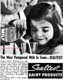 1964 - ad for Sealtest Dairy Products