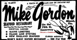 Mike Gordon's Seafood Restaurant - click on image to view the gallery