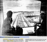 1980 - the trains begin operation between the E-Satellite Terminal and main terminal at MIA