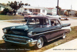 1970 - David A. Hurst's 1957 Chevy at 6120 W. 10th Avenue